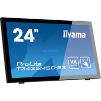 Iiyama ProLite T2435MSC-B2, LED-Monitor