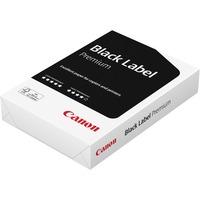 Black Label Premium (9808A016), Papier