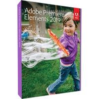 Adobe Premiere Elements 2019, Grafik-Software