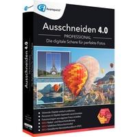 Avanquest Ausschneiden 4.0 Professional , Grafik-Software Mini-Box
