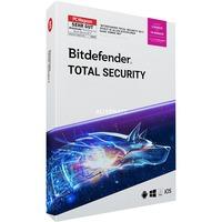 BitDefender Total Security MultiDevice , Sicherheit-Software 18 Monate