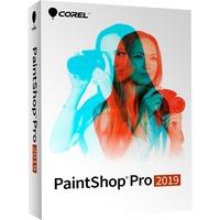 Corel PaintShop Pro 2019, Grafik-Software Mini-Box