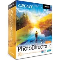 CyberLink PhotoDirector 10 Ultra, Grafik-Software