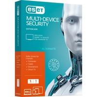 ESET Multi-Device Security 2019, Sicherheit-Software 1 Jahr, Mini-Box