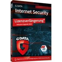 G DATA Internet Security 2019, Sicherheit-Software Upgrade, 1 Jahr