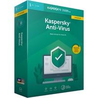 Kaspersky Anti-Virus , Sicherheit-Software Upgrade, 1 Jahr, Mini-Box