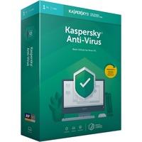 Kaspersky Anti-Virus      , Sicherheit-Software 1 Jahr, Mini-Box