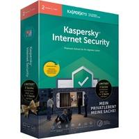 Kaspersky Internet-Security 2 User, Sicherheit-Software Mini-Box, 1 Jahr