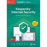 Kaspersky Internet-Security, Sicherheit-Software 1 Jahr, Frustfrei