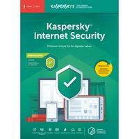 Kaspersky Internet-Security + Android, Sicherheit-Software 1 Jahr, Frustfrei