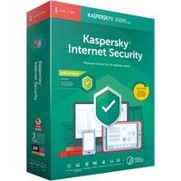 Kaspersky Internet-Security + Android, Sicherheit-Software 1 Jahr, Mini-Box