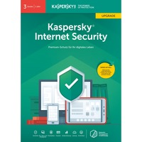 Kaspersky Internet-Security , Sicherheit-Software Upgrade, 1 Jahr, Frustfrei