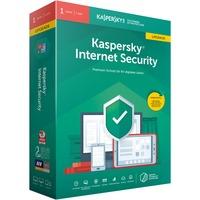 Kaspersky Internet-Security , Sicherheit-Software Upgrade, 1 Jahr, Mini-Box