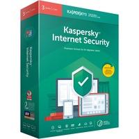 Kaspersky Internet-Security    , Sicherheit-Software 1 Jahr, Mini-Box