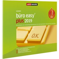 Lexware büro easy plus 2019, Finanz-Software 365 Tage, frustfreie Verpackung