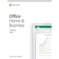 Microsoft Office Home & Business 2019, Office-Software