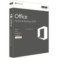 Microsoft Office:mac Home & Business 2016, Office-Software