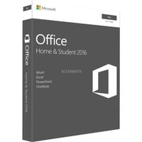 Microsoft Office:mac Home & Student 2016, Office-Software