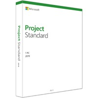 Microsoft Project Standard 2019, Office-Software