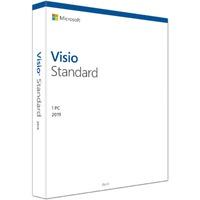 Microsoft Visio Standard 2019, Office-Software
