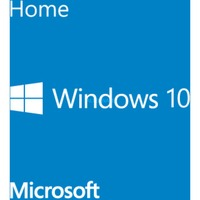 Microsoft Windows 10 Home, Betriebssystem-Software 64-Bit, Englisch