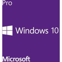 Microsoft Windows 10 Pro, Betriebssystem-Software 64-Bit, Englisch