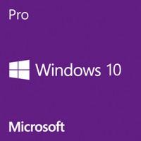 Microsoft Windows 10 Pro for Workstation, Betriebssystem-Software 64-Bit