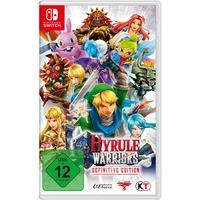 Hyrule Warriors: Definitive Edition, Nintendo Switch-Spiel