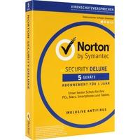Norton Security Deluxe 3.0, Sicherheit-Software 1 Jahr