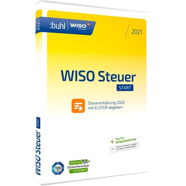 Buhl Data WISO Steuer-Start 2021 , Finanz-Software