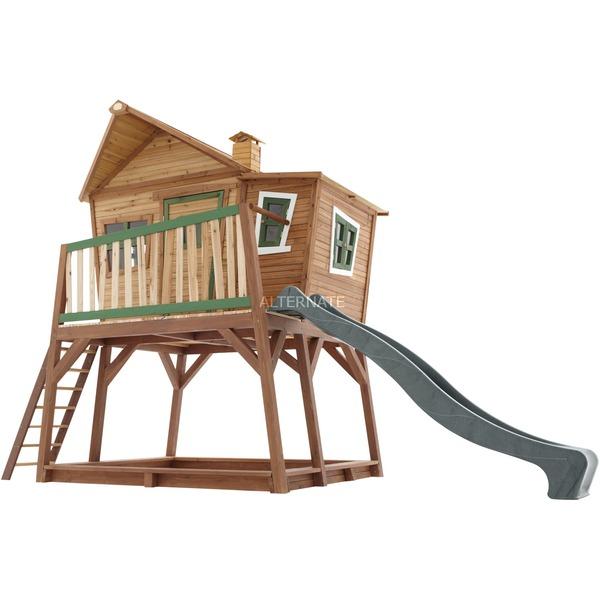 Sehr Axi Max Spielhaus auf Stelzen, Gartenspielgerät holz QK96