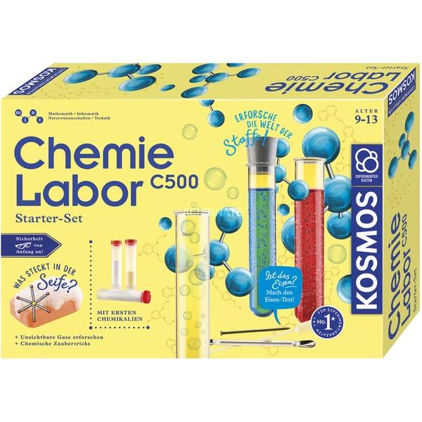 Chemielabor C 500 Experimentierkasten