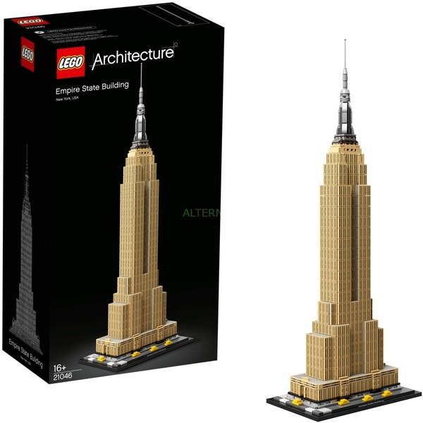 Product Image Lego Architecture: Empire State Building