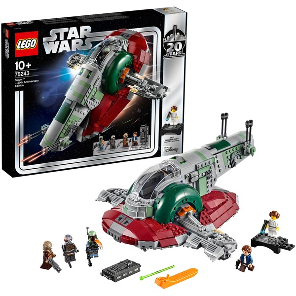 Product Image Lego Star Wars Slave I - 20 Jahre Star Wars Edition (Set-Nr. 75243)
