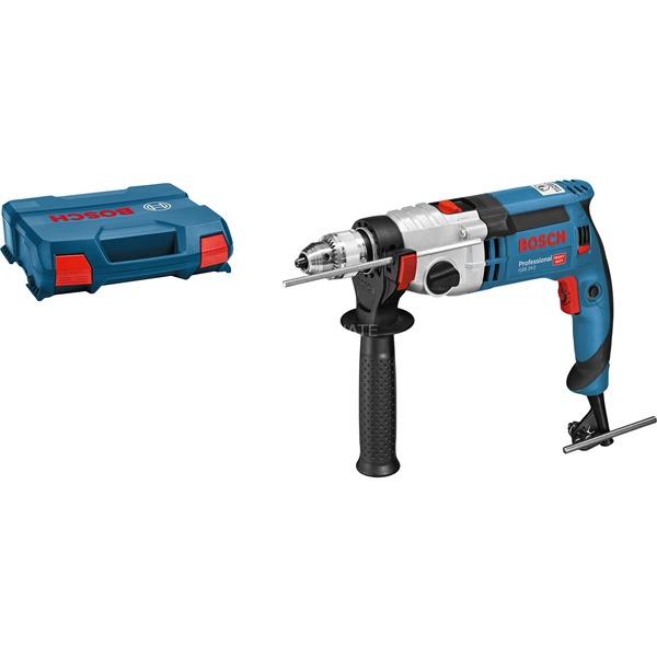 Gut gemocht Bosch Professional Schlagbohrmaschine GSB 24-2 Professional blau HO97