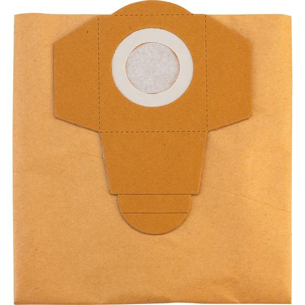 5 Sacchetto per aspirapolvere per Einhell 23.511.52 Sacchetto per la Polvere Sacchetti Di Filtro 20 L