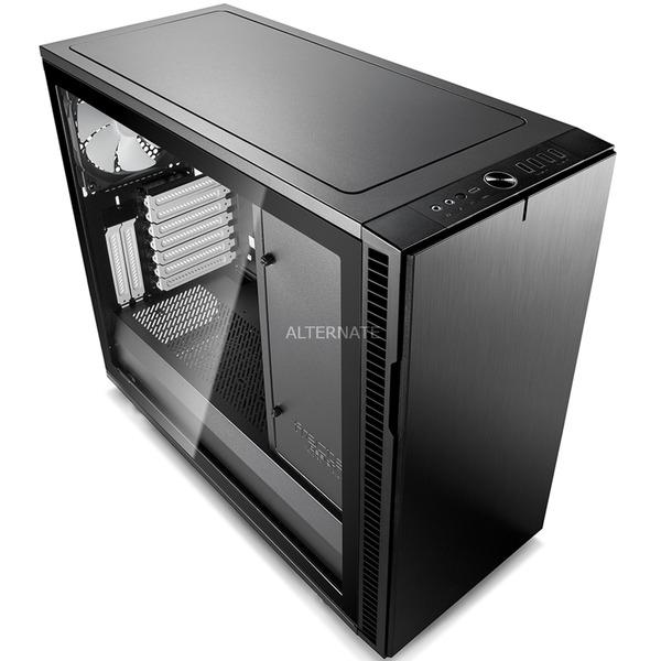Fractal Design FD-CA-DEF-R6C-BK-TGL Define R6 Tempered Glass USB-C Geh/äuse