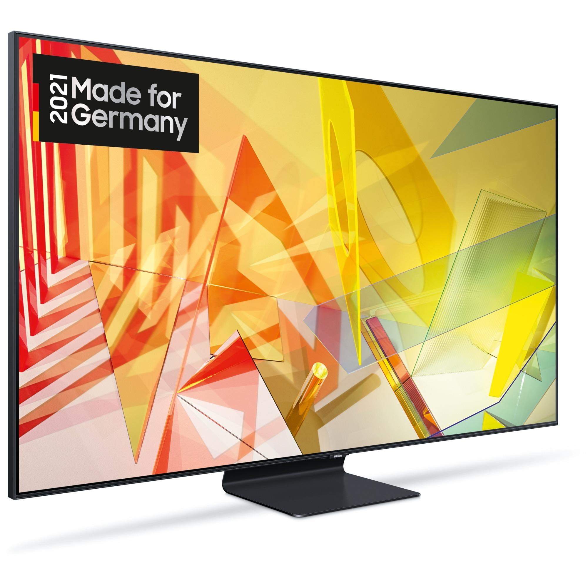 Abbildung GQ65Q90TGTXZG, QLED-Fernseher
