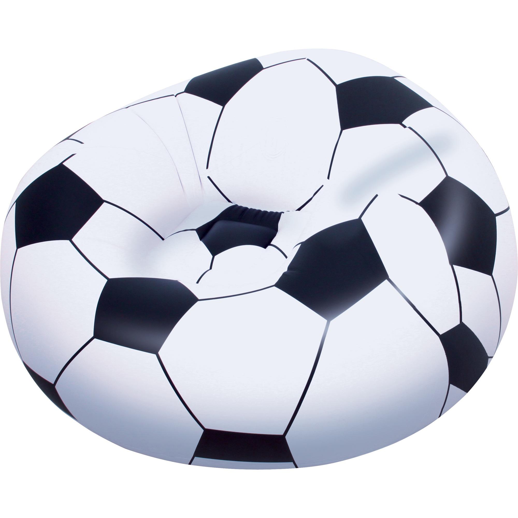 Bestway Fußballsessel Soccer Ball 75010, Luftbett