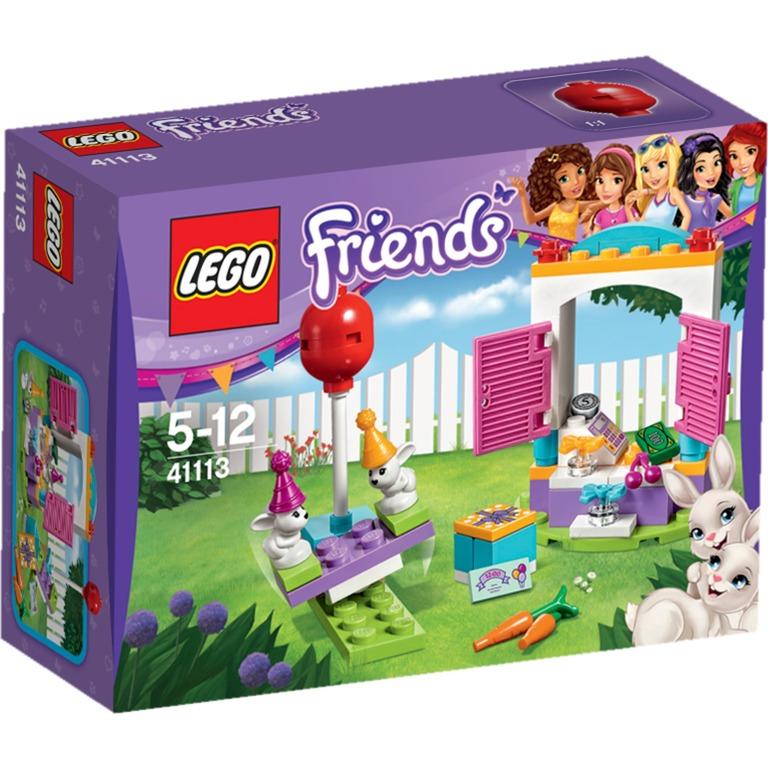 41113 Friends Party-Geschenkeladen, Konstruktionsspielzeug