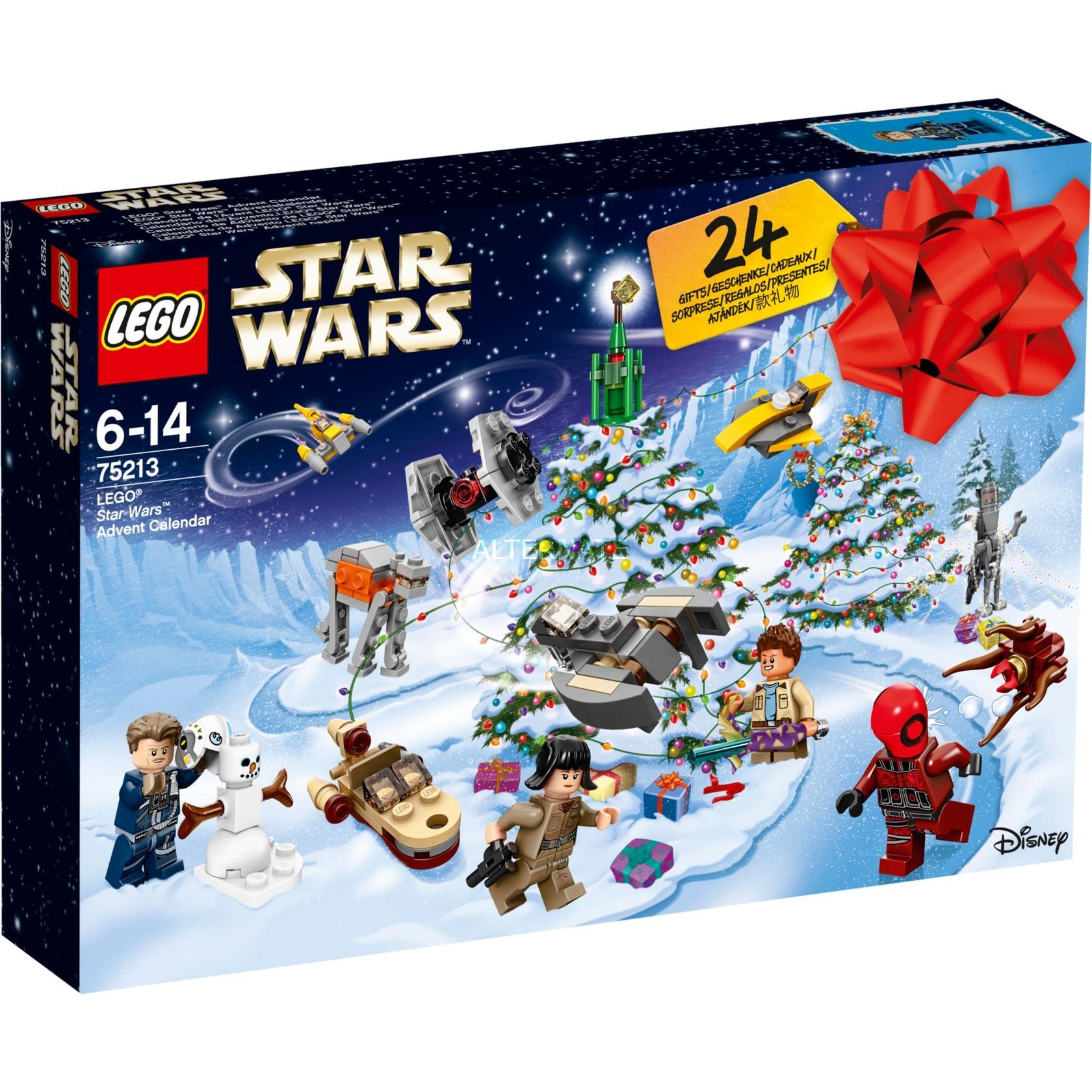 DER LEGO STAR WARS 75146 – ADVENTSKALENDER günstig kaufen bei www ... 09fa9b30540