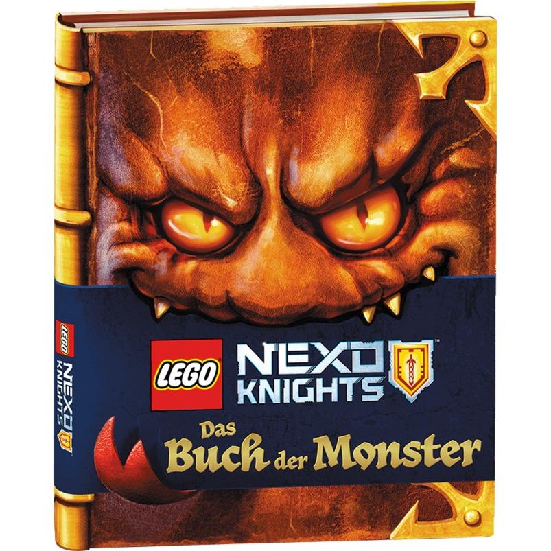 LEGO Nexo Knights: Das Buch der Monster