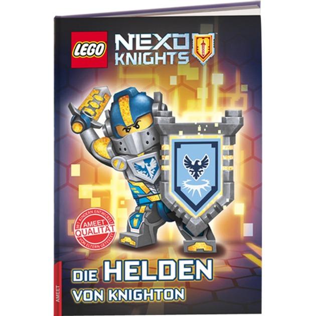 LEGO Nexo Knights: Die Helden von Knighton, Buch