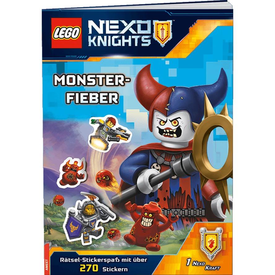 LEGO Nexo Knights: Monsterfieber, Buch