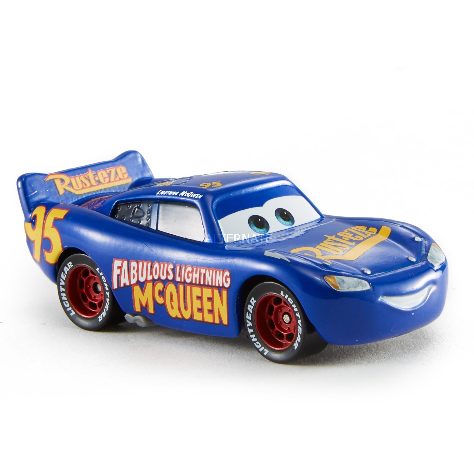 Mattel Disney Cars 3 Fabulous Lightning Mcqueen Spielfahrzeug Blau