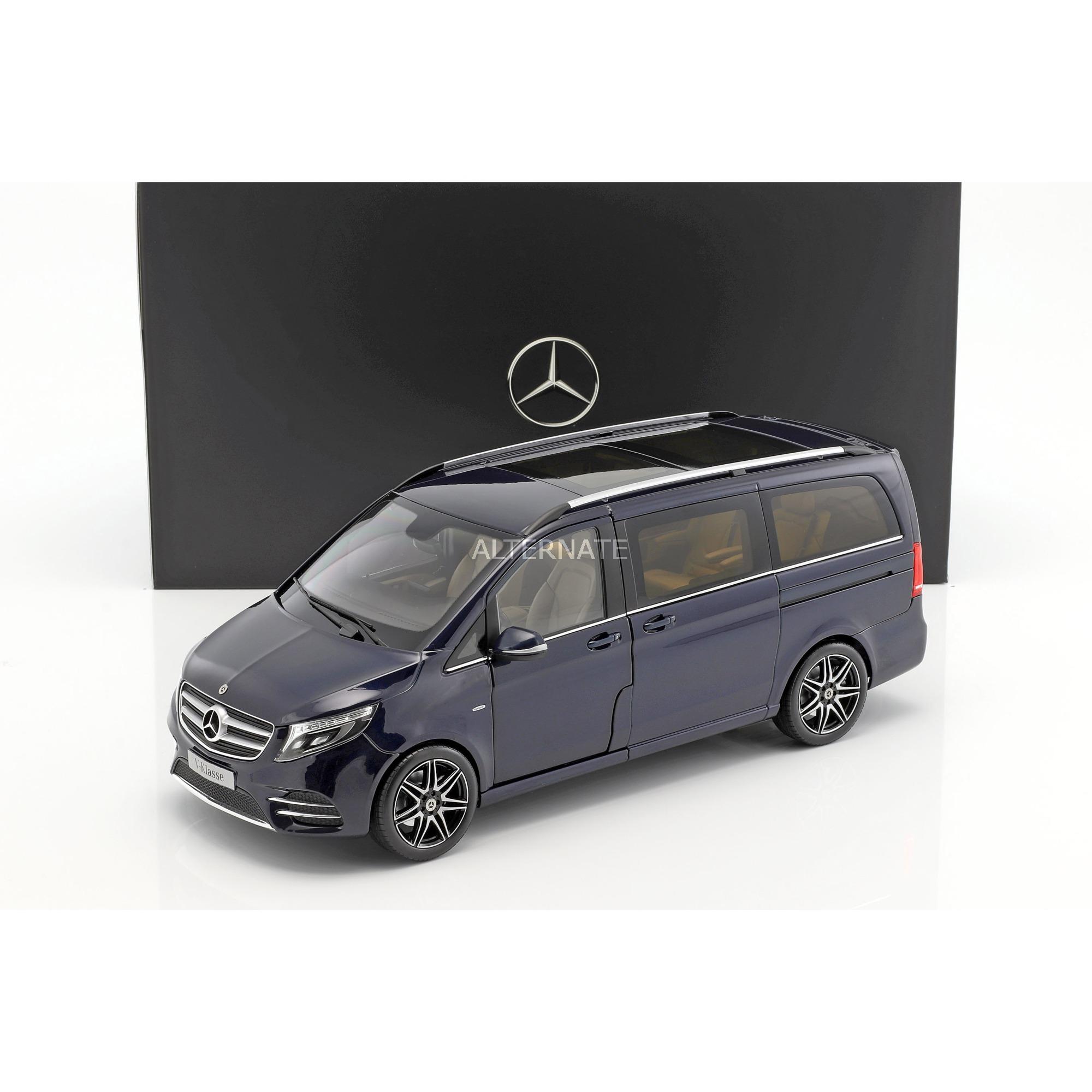 Norev Mercedes-Benz V-Klasse Baujahr 2017 cavansit blau