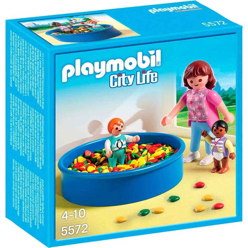 PLAYMOBIL 5572 Bällebad, Konstruktionsspielzeug