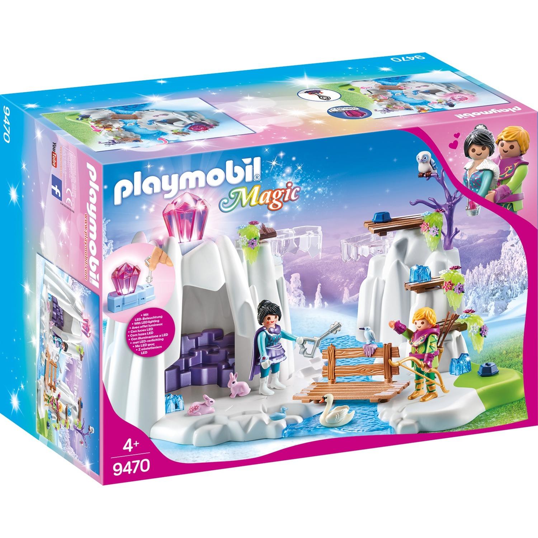 PLAYMOBIL 9470 Suche nach dem Liebeskristall, Konstruktionsspielzeug
