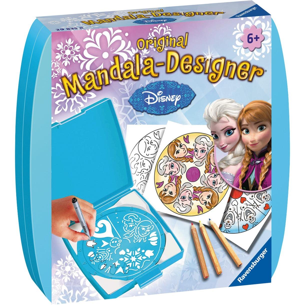 Disney Frozen: Mandala-Designer Frozen, Malen - Preisvergleich