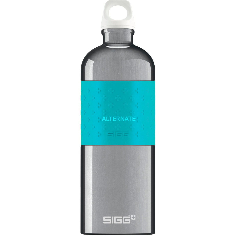 SIGG Alu CYD Aqua 1 Liter, Trinkflasche
